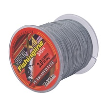 300M Fishing Line Braided Line Smooth Multifilament 4 Strands PE Fishing Line for Saltwater Fishing