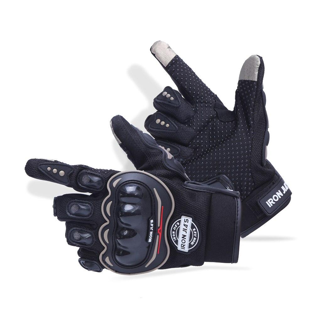 Luvas da motocicleta do Verão Respirável Wearable Luvas de Protecção Luvas Moto Luvas Alpino Motocross Stars Gants Moto Verano guantes