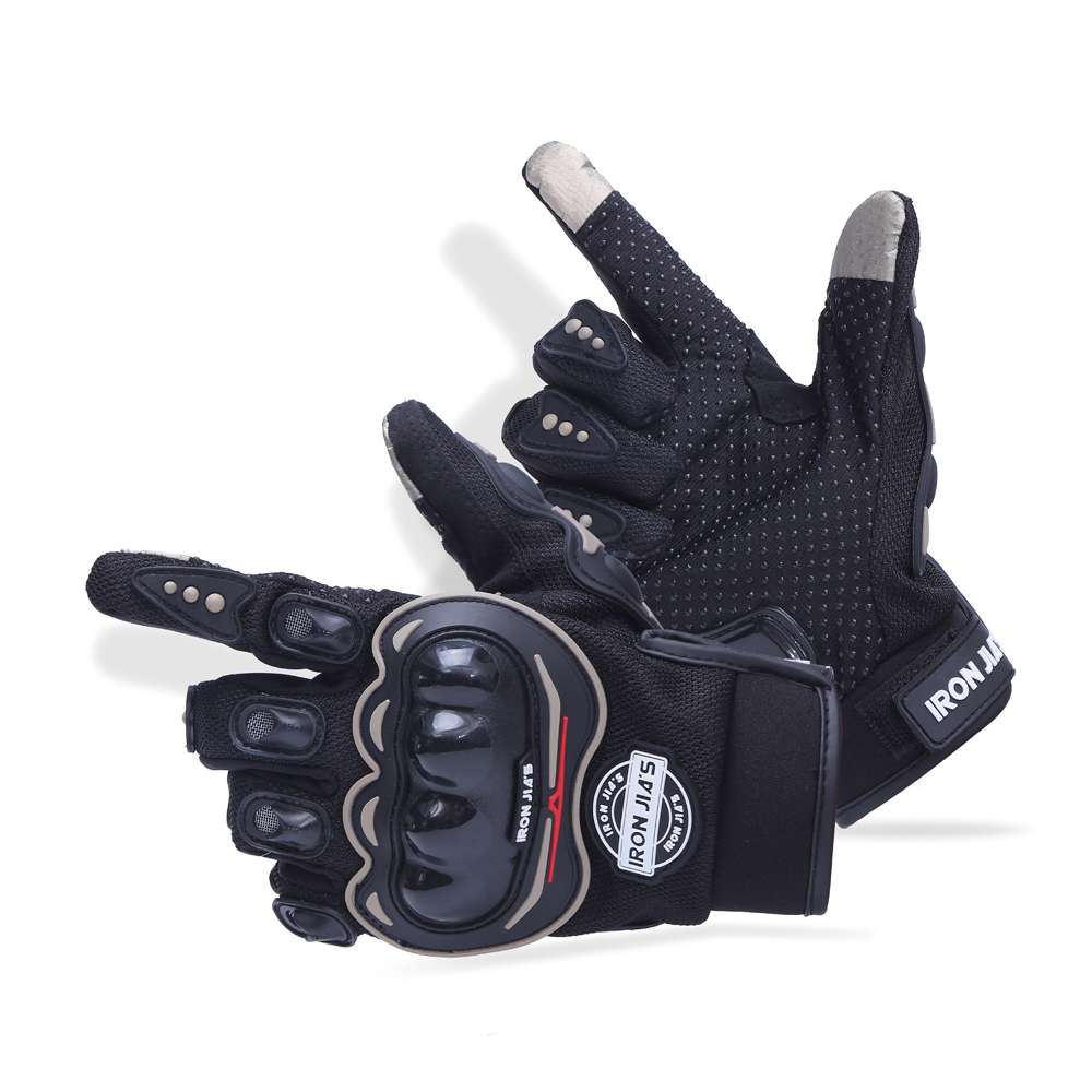 Nuovi Guanti Da Moto Touch Screen Traspirante Wearable Protezione Guanti Guanti Moto Luvas Alpine Motocross Stelle Gants Moto