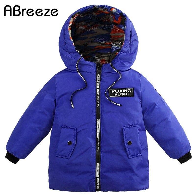 499aede3a90b Online Shop Abreeze children Down   Parkas 4-10T winter kids ...