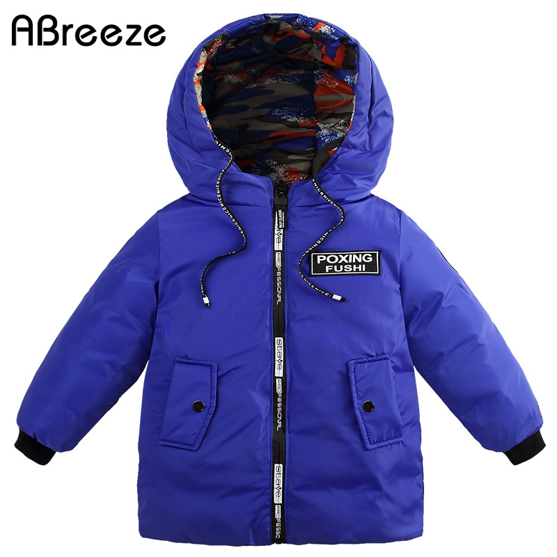 Boys Winter Jackets Kids warm Down Parkas Children's Hooded Double-wear Coats Kids Thick Thermal Outdoor Outwear 5-14Y boys winter coats kids outwear kids clothes boys trench jackets size 6 15t warm kids outwear kids hooded coats brand retial