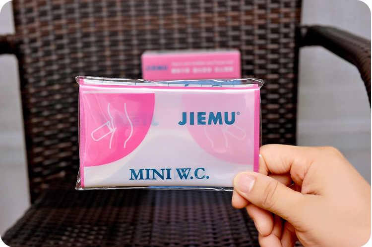 แบบพกพา Disposable ถุงปัสสาวะเด็กแผนที่หม้อ Man Travel ไม่เต็มเต็งพับรถผู้หญิง Pee ปัสสาวะกระเป๋าผู้ป่วย WC อาเจียน