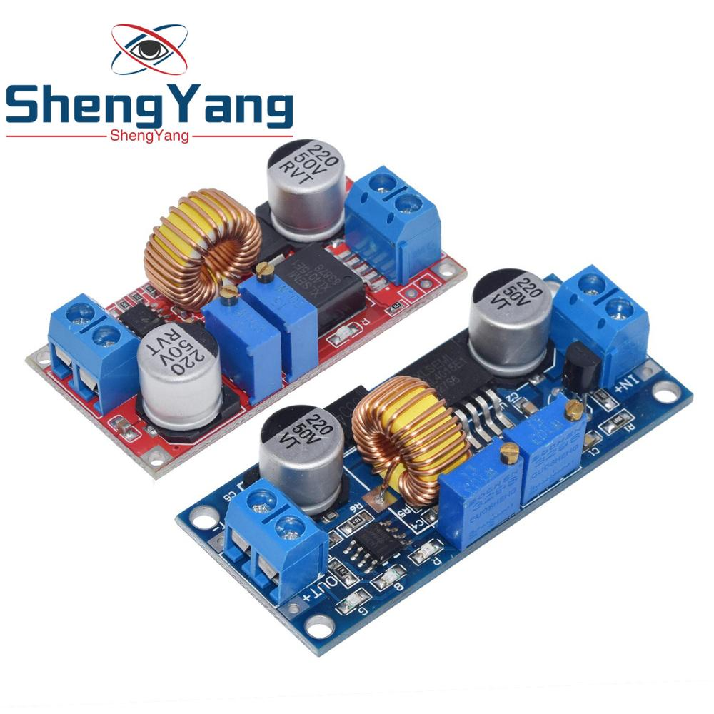 ShengYang 5A DC To DC CC CV Lithium Battery Step Down Charging Board Led Power Converter Lithium Charger Step Down Module XL4015