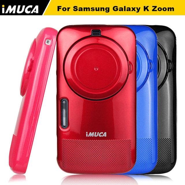 buy online 0ebf3 45f3e US $8.68 |IMUCA cases for samsung s5 zoom cover for Samsung Galaxy K ZOOM  KZOOM C115 C1158 Case luxury tpu silicon phone cases shell on  Aliexpress.com ...