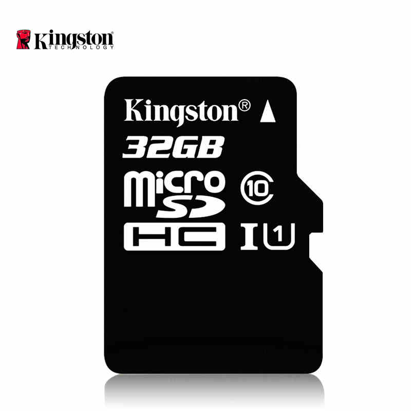 Kingston MicroSD Card Class 10 UHS-I Speeds 16gb 32gb 64gb 128gb 256gb Cell Phone Memory Card Class 4 8gb TF Card Original