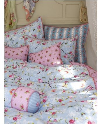 Pip Studio Chinese Rose In Bedspread From Home Garden On