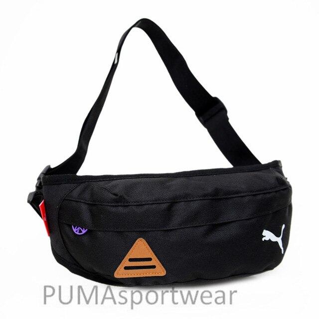 58aa2a96bbdd 2018 New Arrival PUMA Academy Waist Bag Unisex Handbags Sports Bags ...