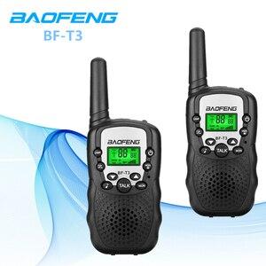 2PCS Baofeng Mini BF-T3 Handhe