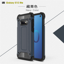 For Samsung Galaxy S10 Lite Case Shockproof Armor Rubber Phone Cover