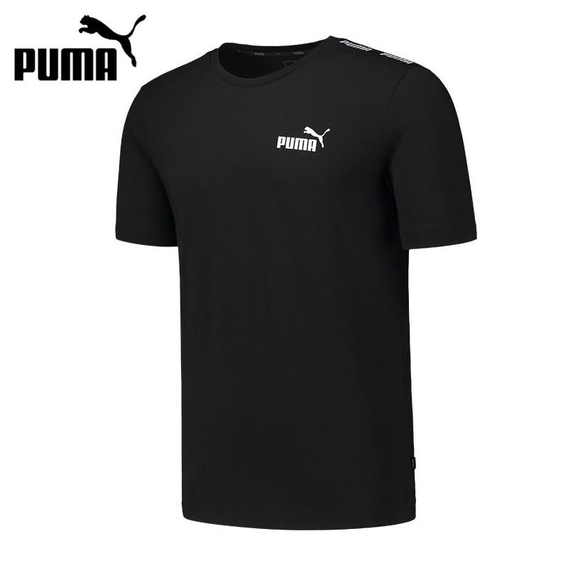 Original New Arrival  PUMA Amplified Tee Mens T-shirts short sleeve SportswearOriginal New Arrival  PUMA Amplified Tee Mens T-shirts short sleeve Sportswear