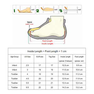 Image 5 - Apakowa Baby Girls Classic Genuine Leather Closed Toe Orthopedic Sandals Toddler Kids Summer Hook and Loop Shoes for Infant Girl