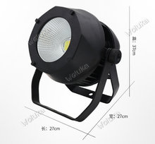 Stage lighting Full color 200W performance waterproof cob face light led PA lamp warm white light lamp CD50 W03(China)