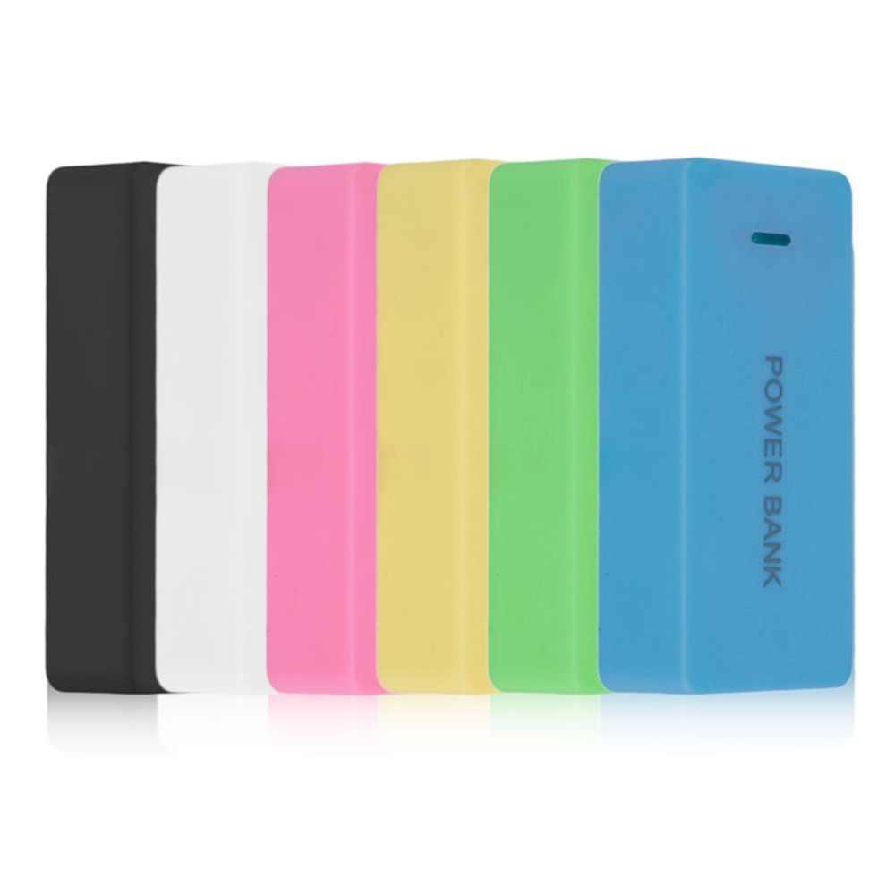 5600 mAh נייד כוח בנק מקרה חיצוני נייד גיבוי Powerbank סוללה USB אוניברסלי מטען מתאם מתאים עבור טלפון חכם