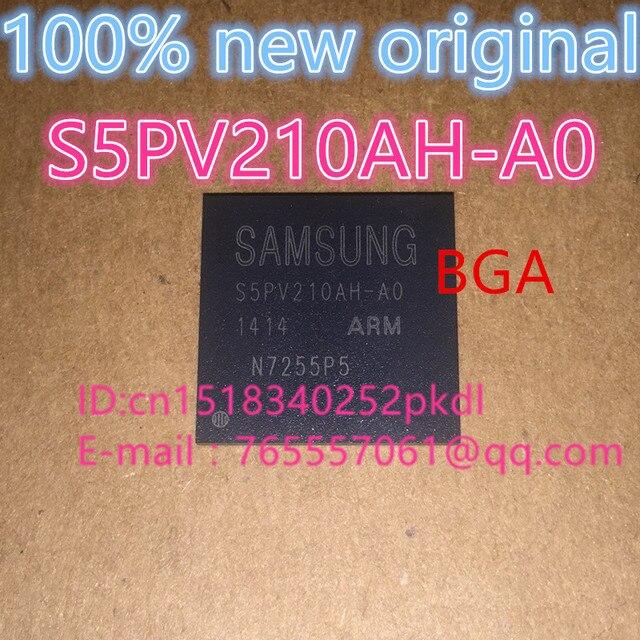 100% новый оригинальный S5PV210AH-A0 S5PV210 BGA микросхем материнской платы