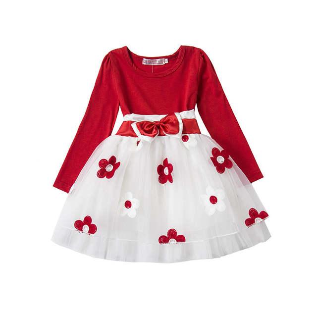 dc13d2a1b756 Online Shop Fancy Infant Baby Girls Dresses Frock Designs Newborn 1 ...