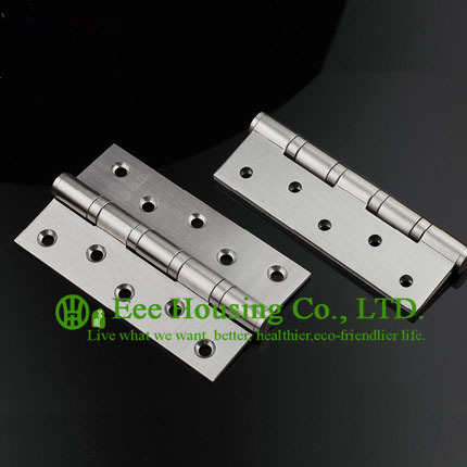 5 inches Door Hinge with brushed Finish, Door Hardware For Sale,304 Stainless Steel Ball Bearing hinges,5inchX3inchX3mm
