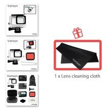 Waterproof Action Cameras Accessory Set