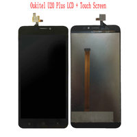 For Oukitel U20 Plus LCD Display For Oukitel U20 Plus Screen LCD Touch Screen Digitizer Mobile