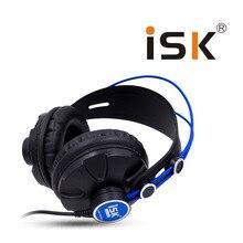 Genuine ISK HP-680 Headphones DJ Studio Monitor Headphone ISK Audio Earphone K Song Computer Headset Noise Cancelling Headphone