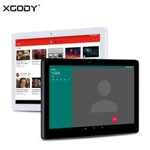 XGODY X10 3G Unlocked Phone Call Tablet PC de 10.1 Pulgadas Android 5.1 MTK8321 Quad Core 1G + 16G Phablet Dual Desbloqueado de Sim GPS FM OTG