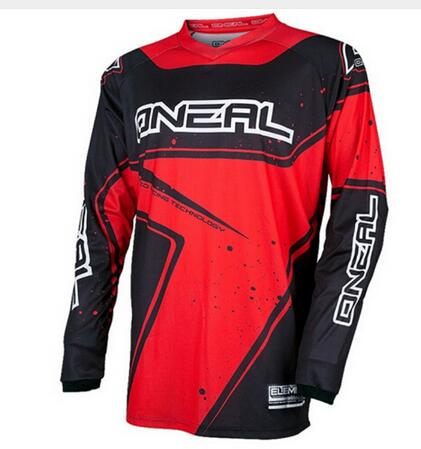 2017 NEW Arrival Enduro Jeresy Downhill Jersey MTB Offroad long motorcycle long motocross Racing Riding Cycling Jersey long T-s
