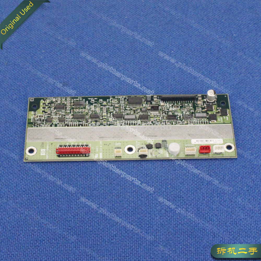 C6074-60407 C6074-60284 C6071-60004 ISS PC board for HP DesignJet 1050C 1055CM Original used