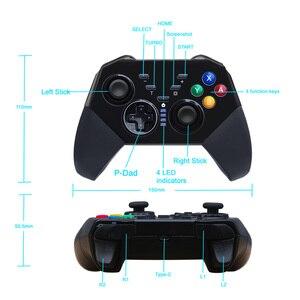 Image 2 - VIGRAND télécommande de manette de manette de contrôleur Pro sans fil Bluetooth pour Console de commutation de Console de commutateur de carte pour PC dordinateur