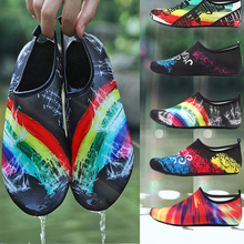 2019 Male Outdoor Sneaker Shoes For Swimming Pool Shoes Quick Drying Wading Shoe Soft Women Water Sport Surfing Walking Sneaker
