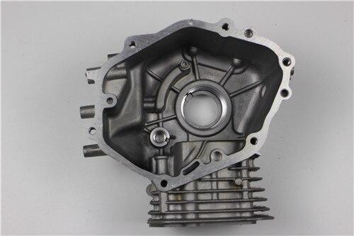 GXV160 CANKCASE FITS HONDA GXV-160 VERTICAL SHAFT 5.5HP 163CC 4 CYCLE ENGINE & MORE 216 195 SERIES LAWN MOWER MOTOR CRANK CASE подметальная машина tielburger tk58 professional hydro с двигателем honda gxv160