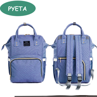 Maternity nappy bag brand large capacity baby bag travel backpack desiger nursing bag for baby care.jpg 200x200
