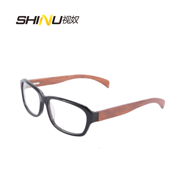 765c376a89ae Free shipping optical eyeglasses real wood frames glasses with high quality  for women men brand designer F0105