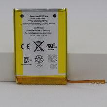 930 мАч 616-0553 / LIS1458APPC внутренний литий-полимерный Сменный аккумулятор для iPod Touch 4-го поколения 4 4g с инструментами для ремонта