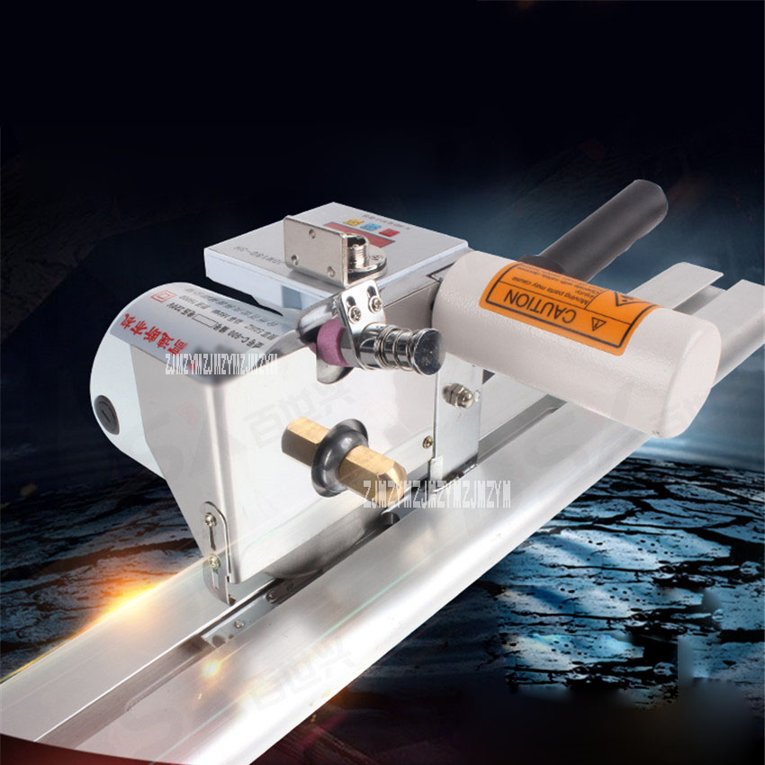 New 9 second Delay Track Type Cloth Cutting Machine C 600D LCD Count Cloth Cutting Machine