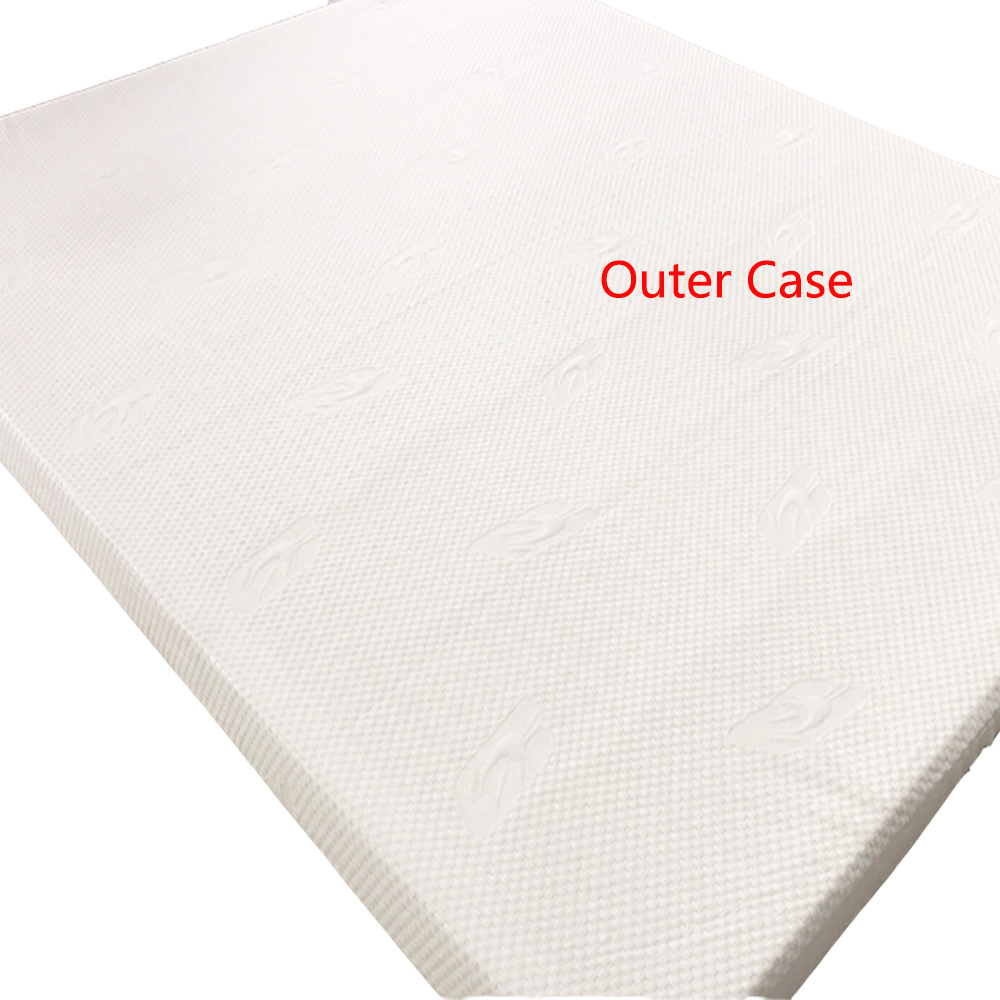 Natural Latex Bed Mattress For Body Pressure Release