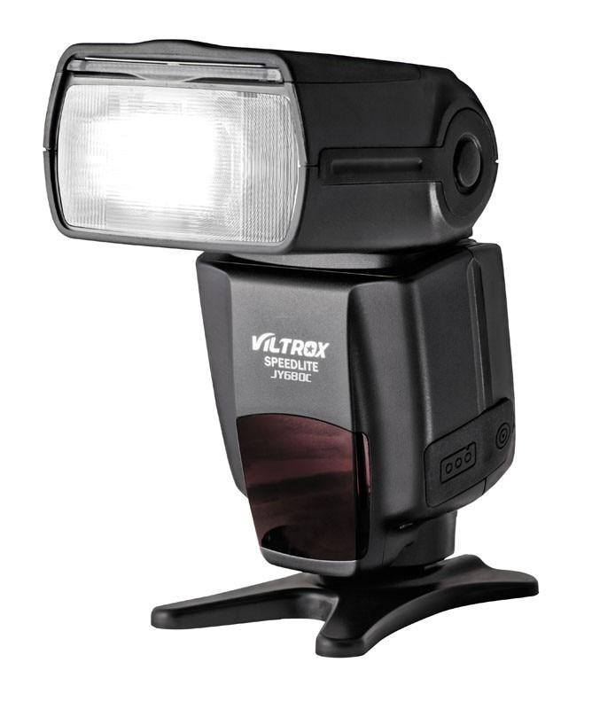 Viltrox JY-680C Camera TTL Flash Speedlite Bounce Diffuser for Canon 1200D 760D 750D 700D 600D 70D 60D 5D IV DSLR