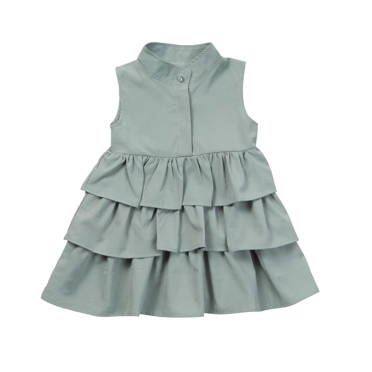 Venta caliente recién nacido chico bebé niñas vestido fiesta desfile pastel de la colmena Tutu vestidos sin mangas burbuja lindo vestido ropa 1-6Years
