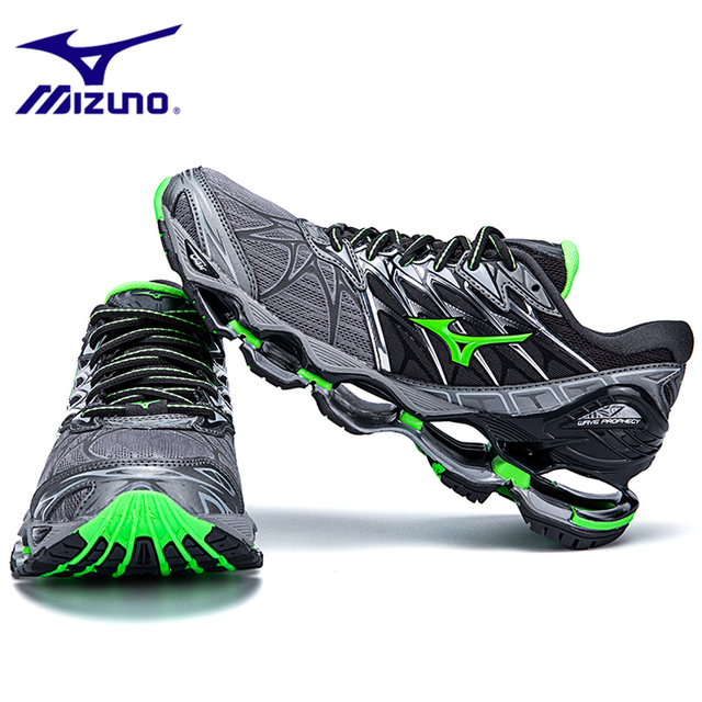 Mizuno Wave Prophecy 7 Professional Мужская обувь Air амортизацию кроссовки для Для мужчин Вес подъема обувь кроссовки размер 40-45