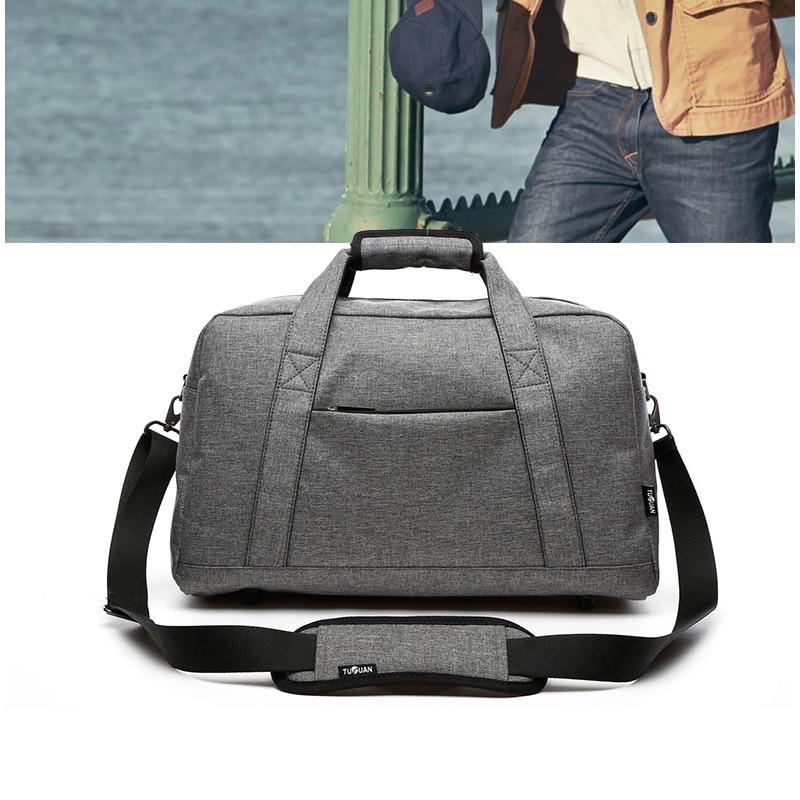 Mode Män / Kvinnor Affärsresor Paket Stort Kapacitet Bärbara - Väskor för bagage och resor - Foto 6