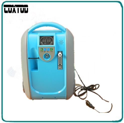 XGREEO Newest mini portable oxygen concentrator with Battery car inverter oxygen generator for 1-5 liters oxygen therapy недорго, оригинальная цена