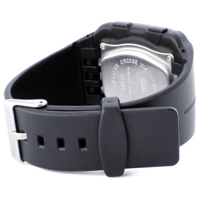 BINZI роскошные часы мужские спортивные часы для мужчин светодиодные цифровые водонепроницаемые часы военные мужские кварцевые наручные час... - 4