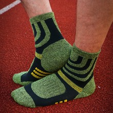 New Running Trekking Socks Comfortable Breathable Socks Outdoor Men Male Professional Sport Travel Hiking