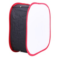 Universal Instant Foldable Collapsible Softbox Diffuser With Carrying Case For YN600 YN900 LED Light Panel