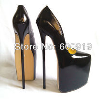 Freies verschiffen, 30 cm Ferse Hohe Sexy Schuhe, High Heel Schuhe, Echte Lederne Schuhe, High Heels, KEINE. y3012