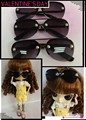Nude doll, glasses/Eyewear(suitable for pullip ,1/6 doll )