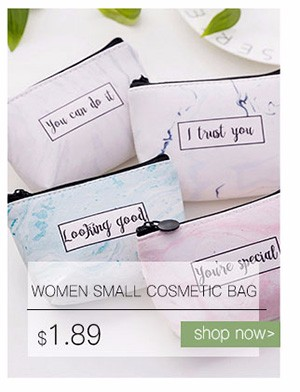 Women Small Cosmetic Bag