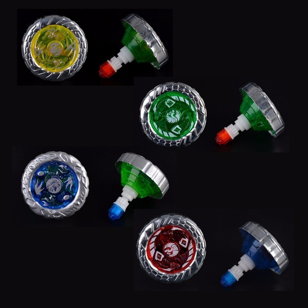 Hot Sale OCDAY 4 Styles Beyblade Arena Spinning Top Metal Fight Beyblad Beyblade Fusion Classic Toys for Children Baby Gifts