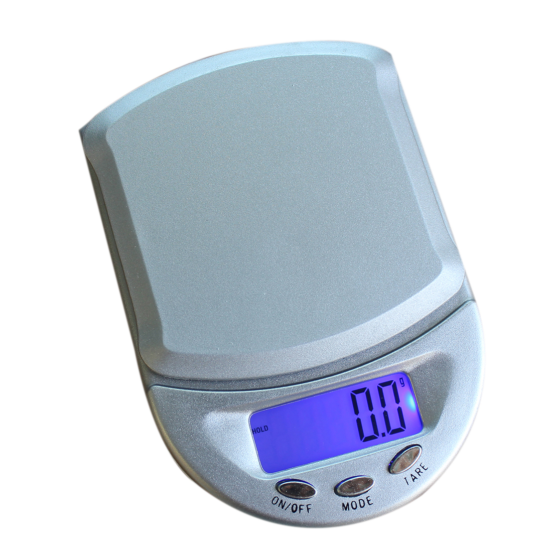 Electronic Scale 500g/ 0.1g LCD Digital Jewelry Scales Precision Portable Pocket Weight Balance Kitchen Gram Scale newacalox 50g 0 001g portable mini jewelry scales lab weight high precision scale medicinal use lcd digital electronic balance
