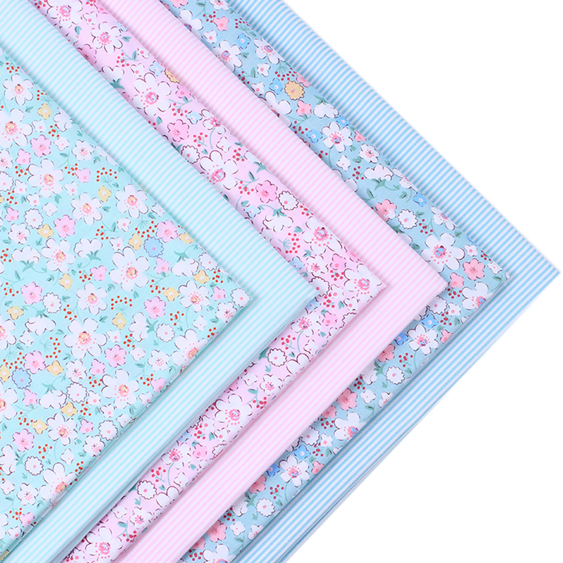 2016new arrival 2 pic lot 40x50cm cotton patchwork fabric for Bedding fabric bedding