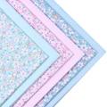 2016New chegada 2 pic/lot 40x50 cm tecido De Algodão Patchwork tecido costura tissu saco cama tecidos colchas DIY artesanal Boneca de Pano