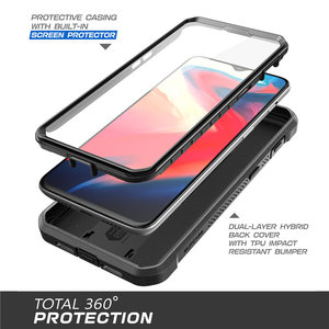 Image 5 - SUPCASE עבור OnePlus 7 מקרה UB פרו מלא גוף מוקשח נרתיק כיסוי עם או ללא Built in מסך מגן & Kickstand
